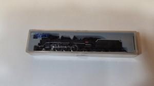 C57 蒸気機関車山口号タイプ