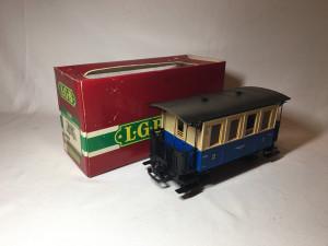 LGB LEHMANN レーマン 3015 鉄道模型 Gゲージ