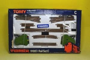 TOMIXトミックス 91003 レールセットCの買い取り