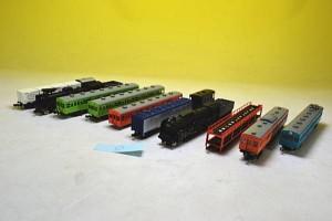 川口市で買取りした鉄道模型の画像