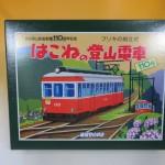 ブリキの鉄道玩具