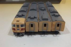 Nゲージ Tomix 92346 国鉄 キハ183 100系特急ディーゼルカー基本セット 4000