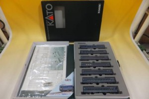 Nゲージ KATO 10-367 20系さくら 基本セット