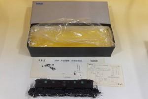 HOゲージ 天賞堂 国鉄電気機関車 EF15 日立15000