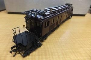 HOゲージ 天賞堂 No.489 旅客用電気機関車 EF57