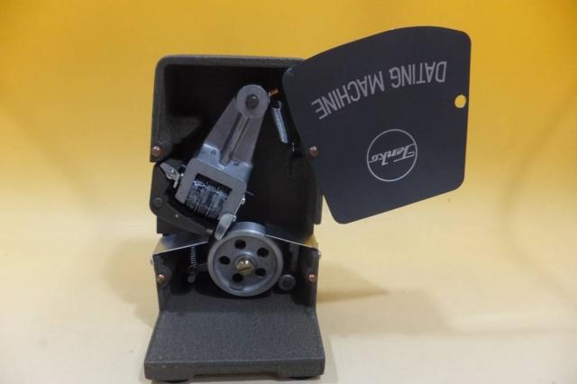日付印字器 ダッチング マシーン  天虎工業株式会社 型式TA1