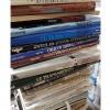 鉄道の洋書や国鉄時代などの鉄道書籍を多数お譲り頂きました。